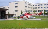 Heliport Heinrich-Braun-Hospital Zwickau, Germany